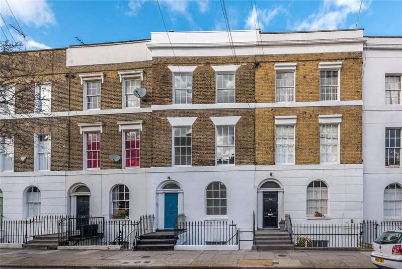 6 Bedrooms Terraced House for sale in Noel Road, Islington, London, N1
