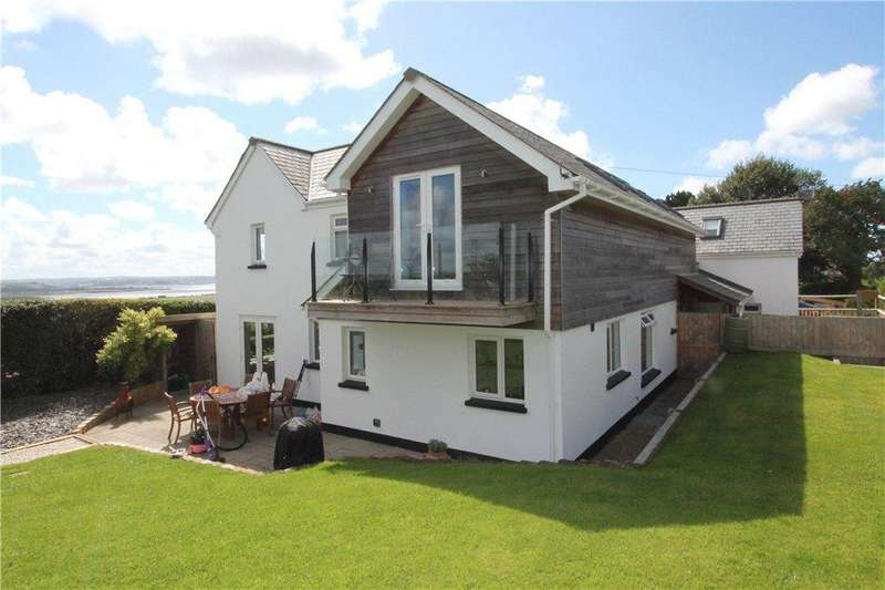 5 Bedrooms Detached House for sale in Heanton, Nr Braunton, Devon