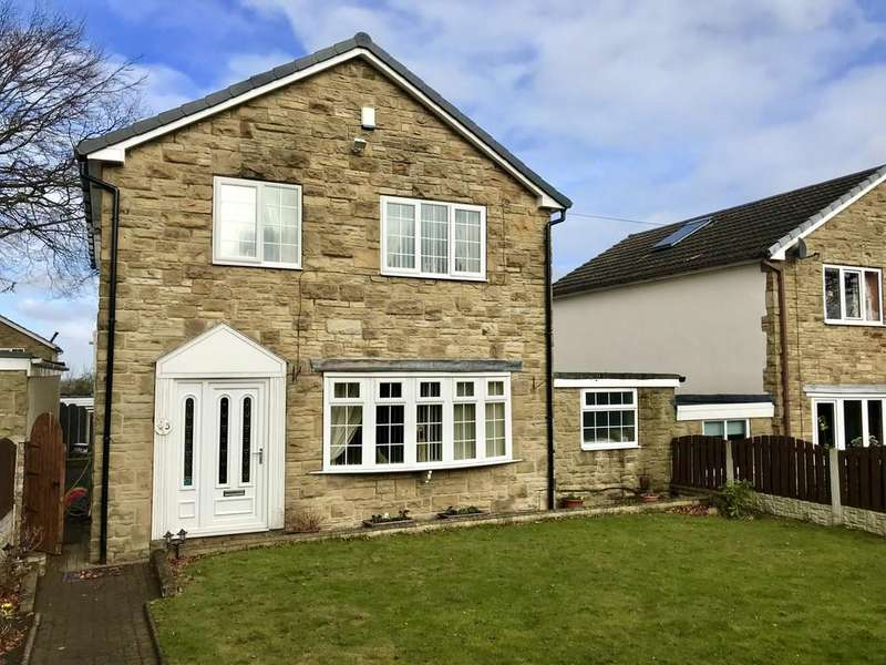 3 Bedrooms Detached House for sale in The Ridings, Monk Bretton, Barnsley S71