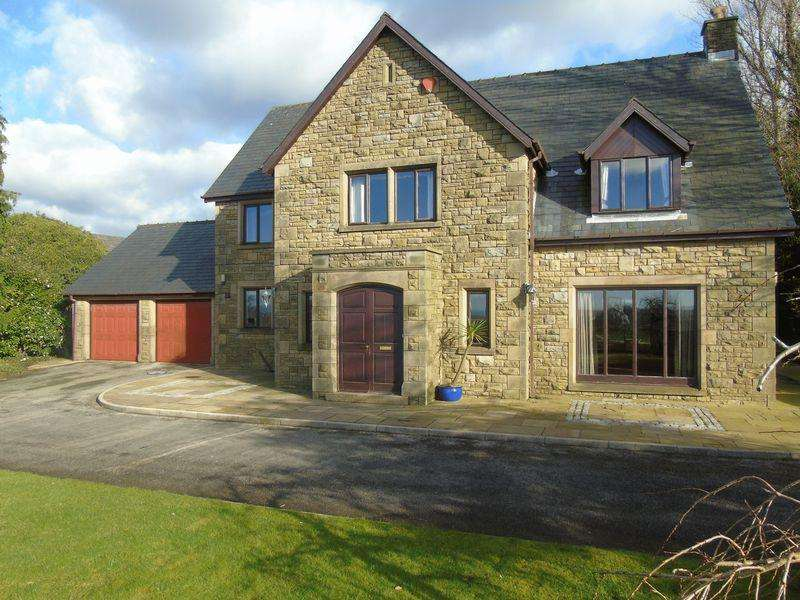 5 Bedrooms Detached House for sale in Quernmore Road, Lancaster