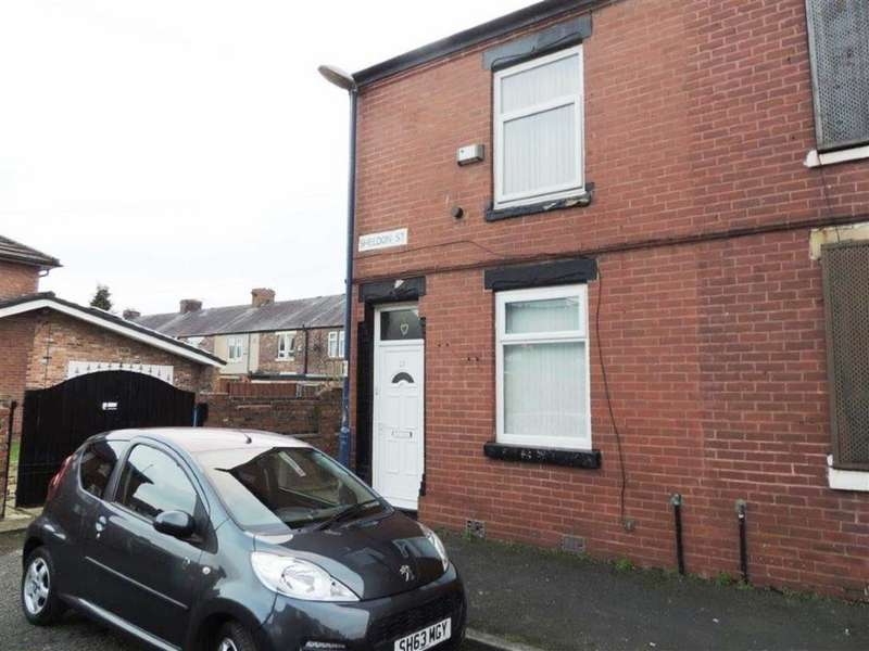 2 Bedrooms End Of Terrace House for sale in Sheldon Street, Clayton, Manchester