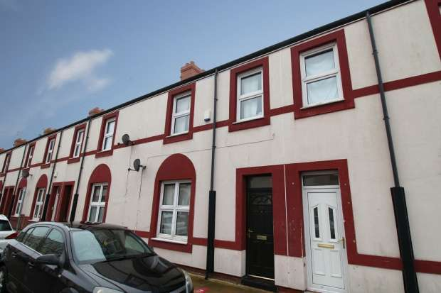 3 Bedrooms Terraced House for sale in Dent Street, Hartlepool, Cleveland, TS26 8AX