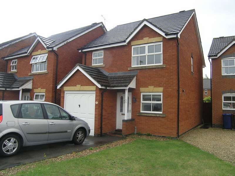 3 Bedrooms Detached House for sale in Waterloo Drive, Banbury OX16