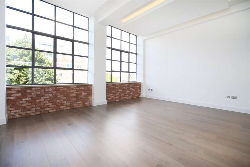 2 Bedrooms Flat for sale in Chatham Place, Hackney, E9