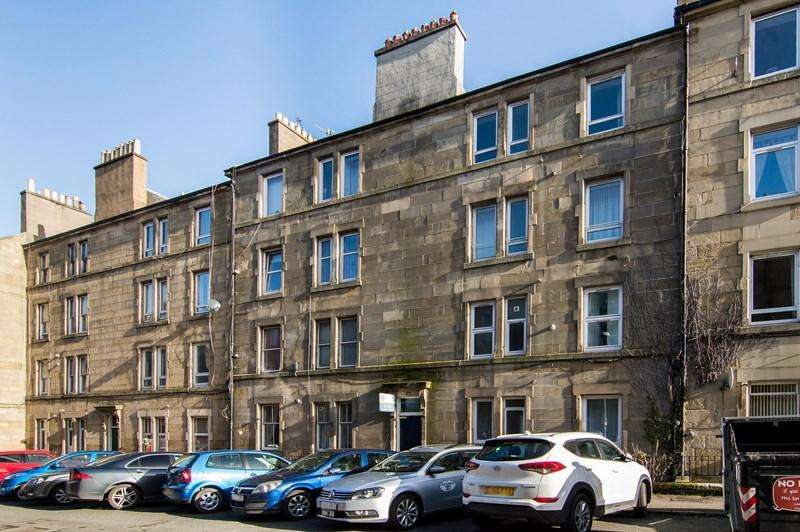 1 Bedroom Property for sale in 9/9 Wardlaw Street, Edinburgh, City Of Edinburgh, EH11 1TL