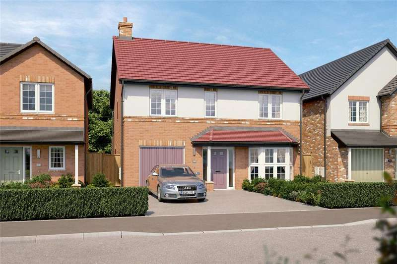 4 Bedrooms Detached House for sale in Plot 6, Norbury , Guisborough