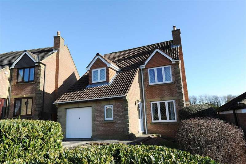 4 Bedrooms Detached House for sale in Pinder Close, Richmond