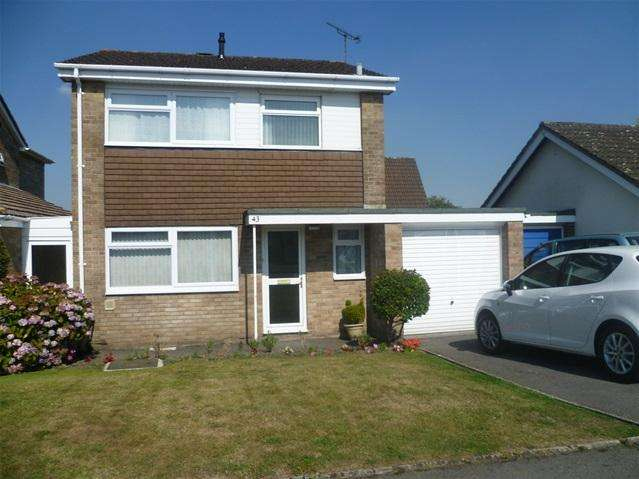 3 Bedrooms Detached House for rent in Damask Way