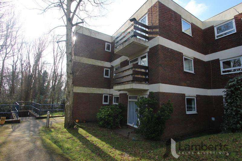 2 Bedrooms Apartment Flat for sale in Southcrest Gardens, Southcrest, Redditch