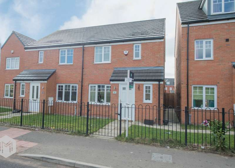 3 Bedrooms Semi Detached House for sale in Walshaw Road, Bury, BL8