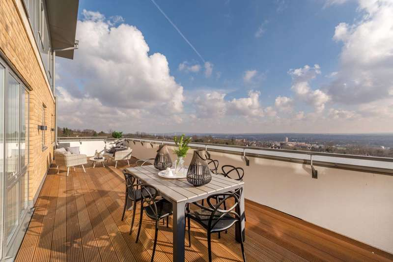 2 Bedrooms Flat for sale in Alto, Crystal Palace, SE19