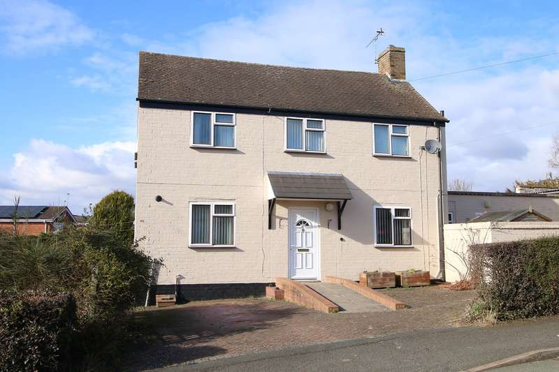 3 Bedrooms Semi Detached House for sale in Peacock Hill, Alveley, Bridgnorth, WV15