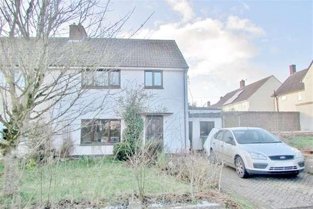 3 Bedrooms Semi Detached House for sale in Jocelin Road, Glastonbury