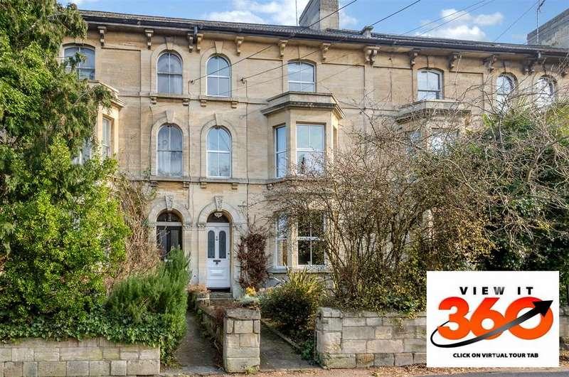 4 Bedrooms Terraced House for sale in Trowbridge Road, Bradford-On-Avon