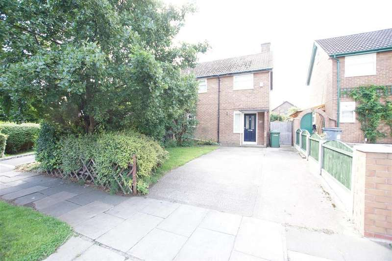 3 Bedrooms End Of Terrace House for rent in Leeswood Road, Wirral CH49 9AF