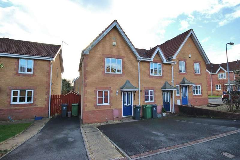 2 Bedrooms End Of Terrace House for sale in Gaulden Grove, Pontprennau, Cardiff