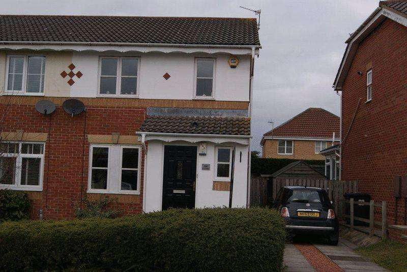 3 Bedrooms Semi Detached House for sale in Greenhills, Killingworth