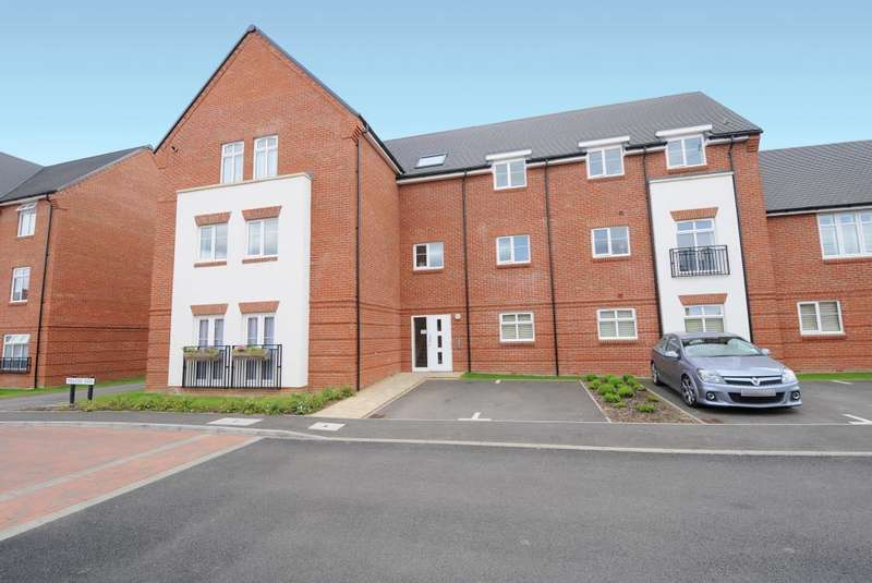 2 Bedrooms Apartment Flat for rent in Old Saw Mill Place, Amersham, HP6