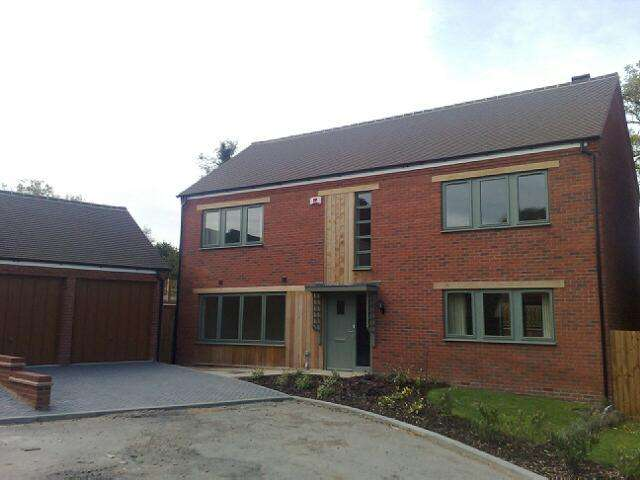 4 Bedrooms Detached House for rent in Green Farm Court, Anstey, Leicestershire LE7