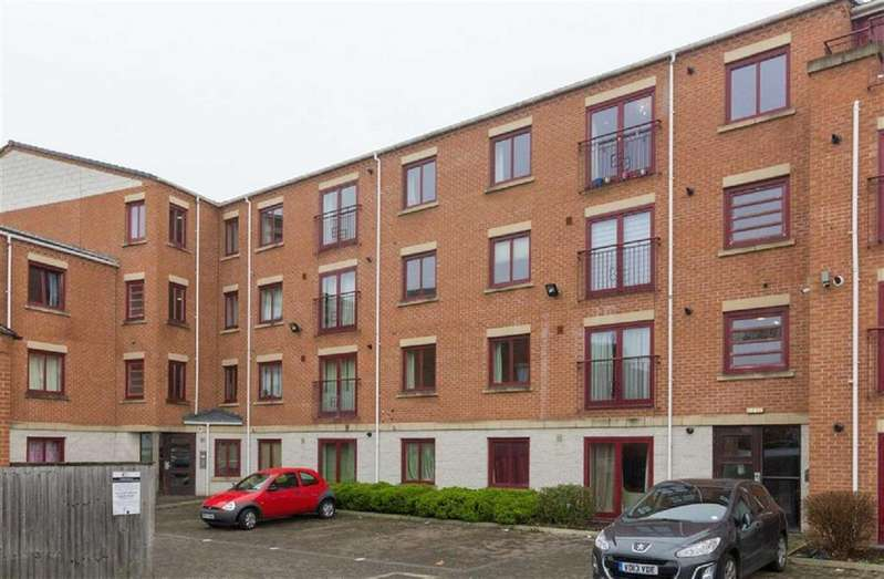 2 Bedrooms Flat for sale in City Heights, Nottingham Road, Loughborough, LE11
