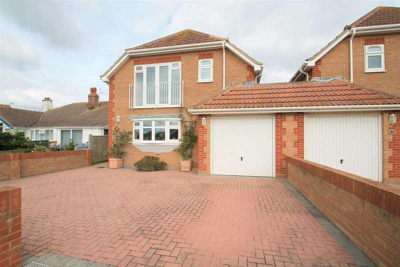 3 Bedrooms Link Detached House for sale in The Meadway, Shoreham-By-Sea