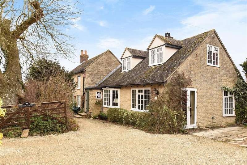 5 Bedrooms Cottage House for sale in New Yatt Road, North Leigh, Witney