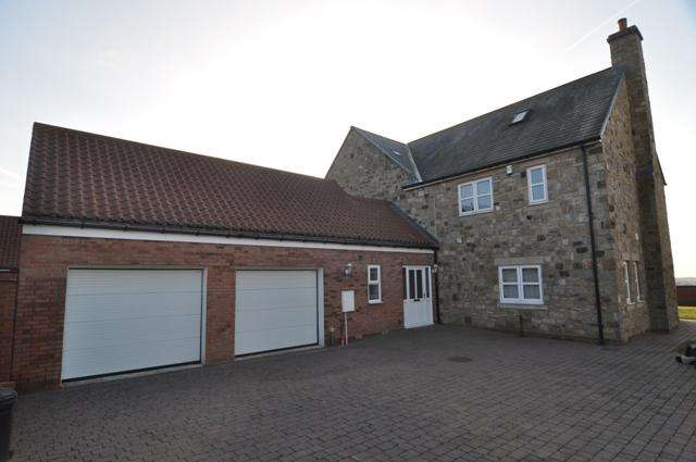 4 Bedrooms Detached House for sale in Westerton Heights, Westerton, Bishop Auckland DL14