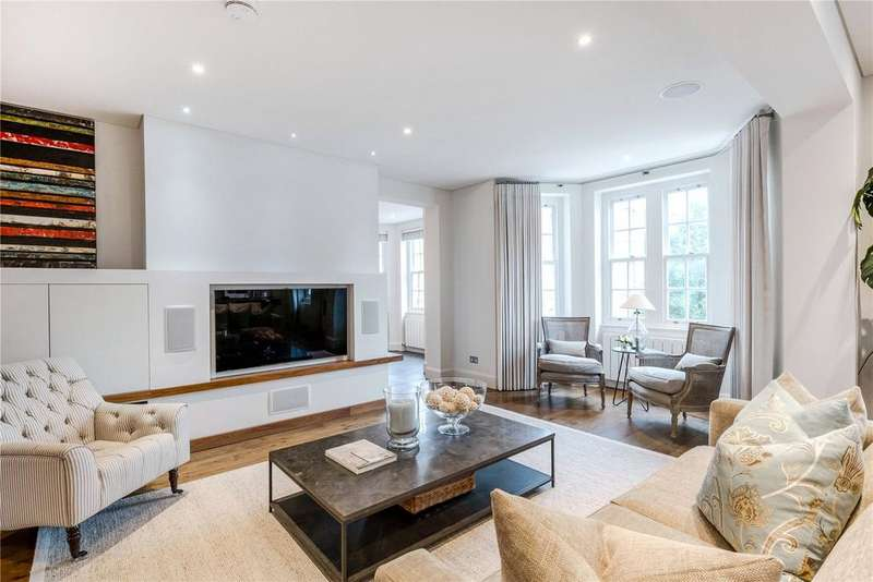 3 Bedrooms Flat for sale in Tenby Mansions, Nottingham Street, London, W1U