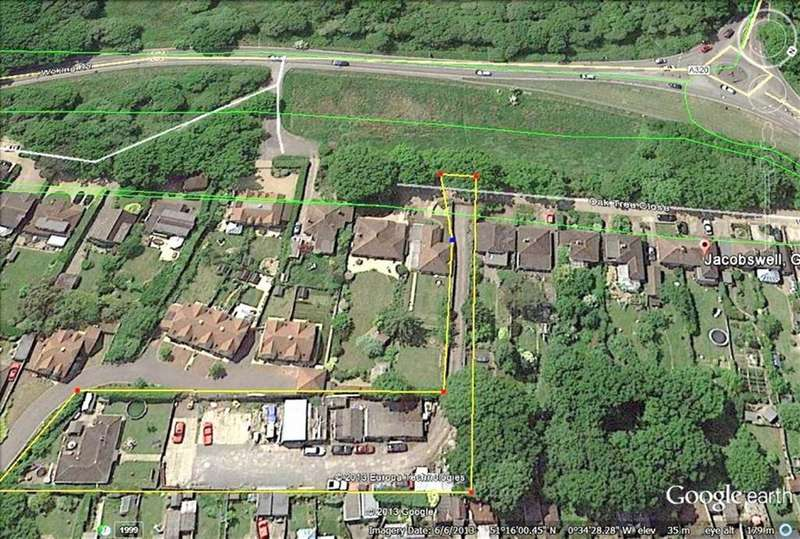 Land Commercial for sale in Oak Tree Close, Jacobs Well, Surrey, GU4