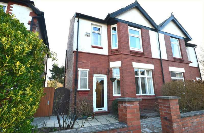 3 Bedrooms Semi Detached House for sale in Atwood Road, Didsbury