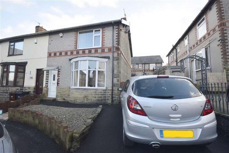 2 Bedrooms Semi Detached House for sale in Walverden Crescent, Nelson, Lancashire