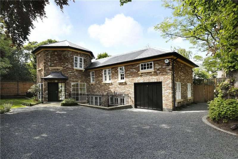 5 Bedrooms Detached House for sale in Copse Hill, Wimbledon, London, SW20