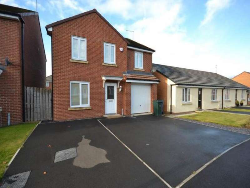 4 Bedrooms Detached House for rent in Ministry Close, Benton