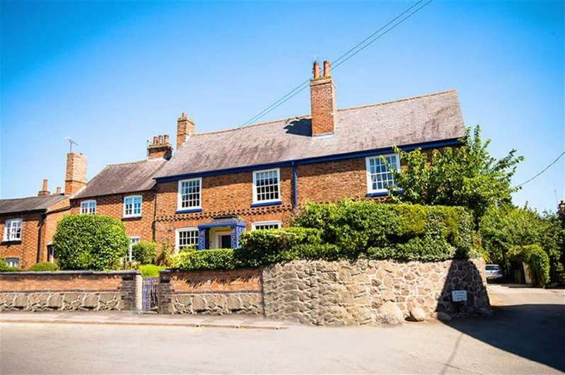 5 Bedrooms Semi Detached House for sale in The Cross, Enderby, Leicestershire
