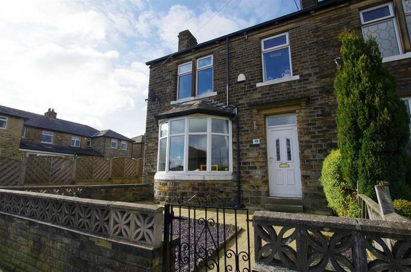 3 Bedrooms Terraced House for sale in Cross Lane, Elland