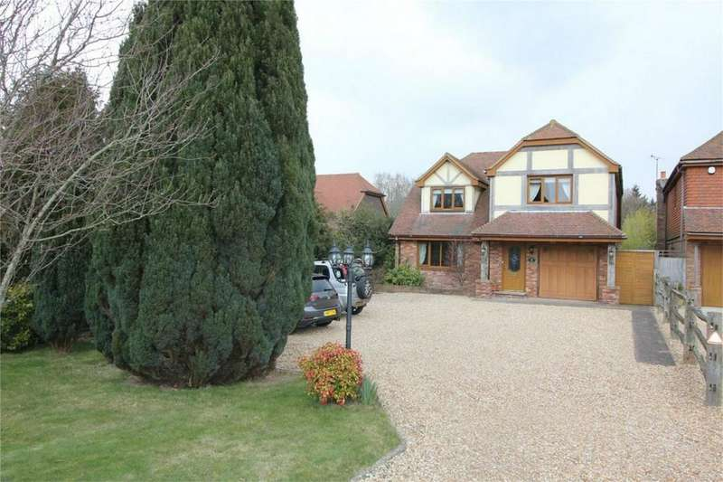 4 Bedrooms Detached House for sale in 73 Hastings Road, BATTLE, East Sussex