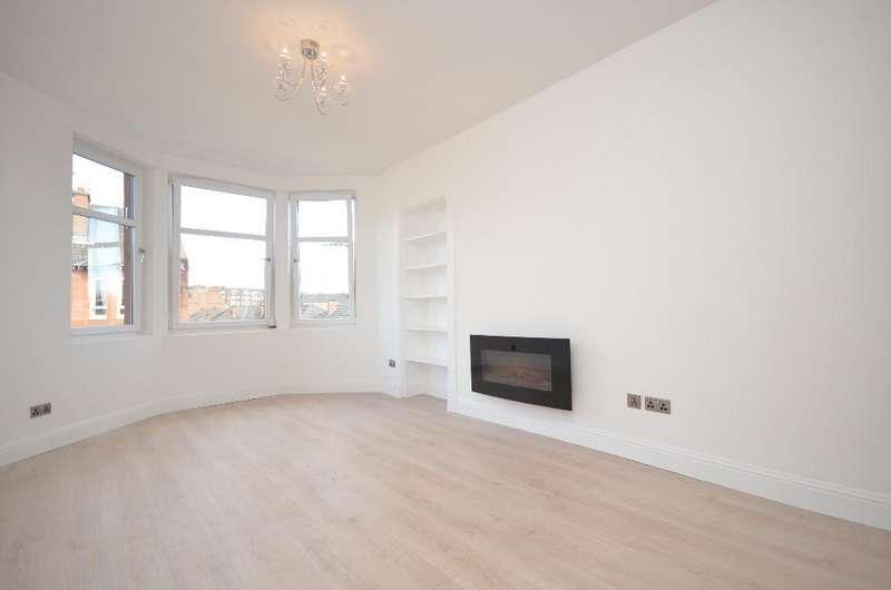 2 Bedrooms Flat for sale in Ledard Road, Flat 3/3, Battlefield, Glasgow, G42 9RQ