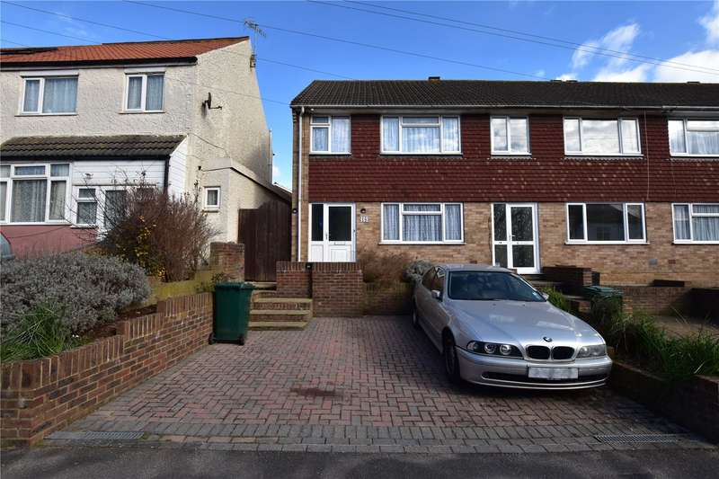 3 Bedrooms Semi Detached House for sale in Abinger Road, Portslade, East Sussex, BN41