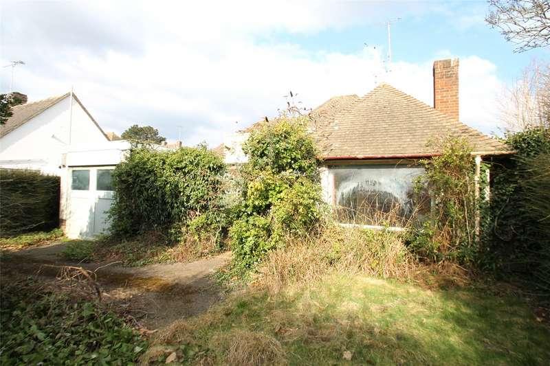 3 Bedrooms Detached Bungalow for sale in Preston Avenue, Rustington, West Sussex, BN16