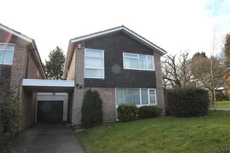 4 Bedrooms House for sale in Greville Drive, Edgbaston