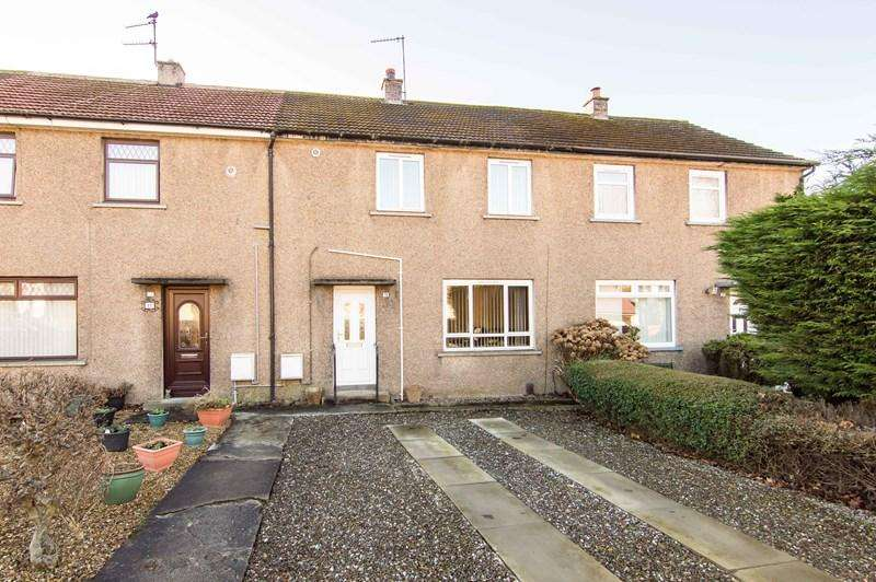 2 Bedrooms Property for sale in 19 Campbell Crescent, Laurieston, Falkirk, FK2 9JD