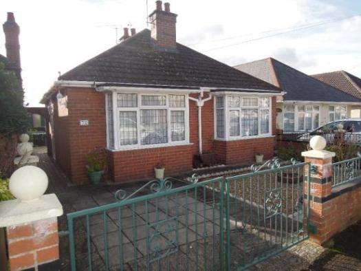 2 Bedrooms Property for sale in Jessamaine Road, Southampton, SO16 6AL
