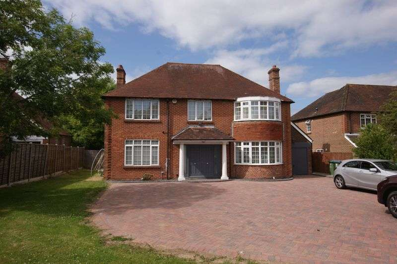 4 Bedrooms Property for sale in The Avenue, Fareham