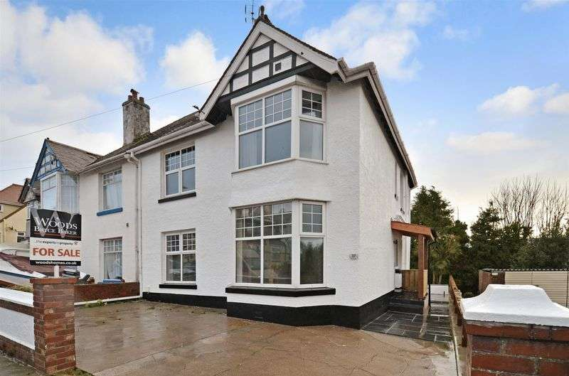 3 Bedrooms Property for sale in Morin Road Preston, Paignton
