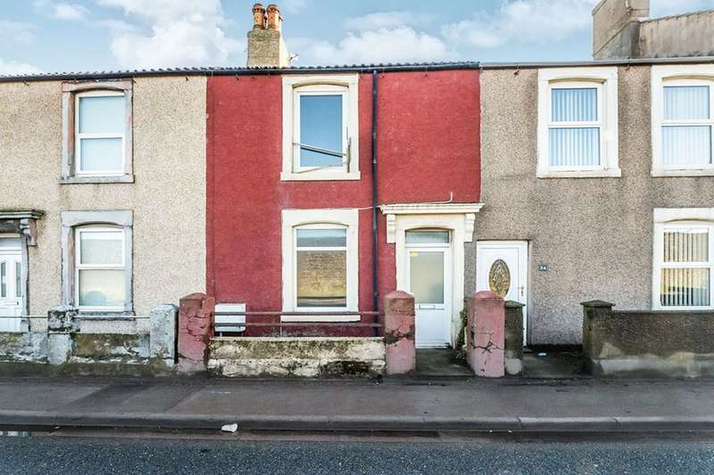 2 Bedrooms Property for sale in Station Road, Flimby, Maryport, CA15