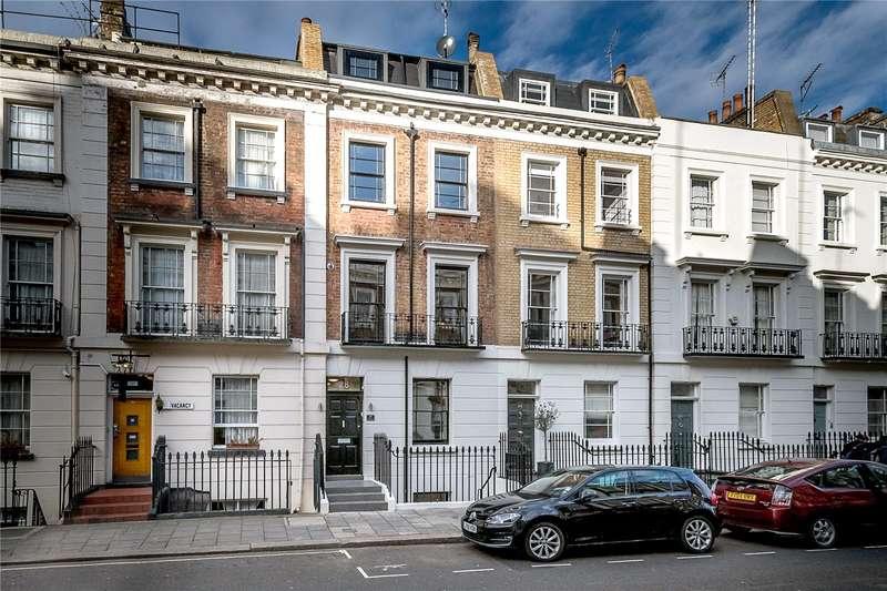 2 Bedrooms Flat for sale in Hugh Street, London, SW1V