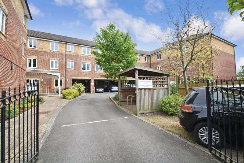 1 Bedroom Property for sale in Popes Court, Southampton, SO40 3GF
