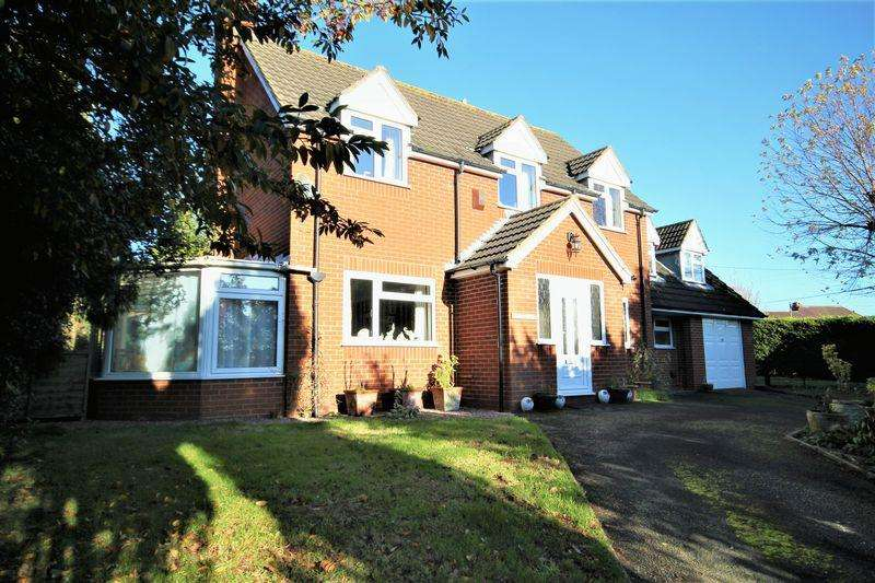 4 Bedrooms Detached House for sale in Ash Magna, nr Whitchurch