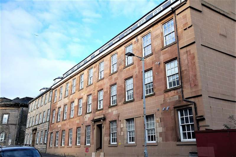 1 Bedroom Ground Flat for sale in George Street, Paisley PA1 2JB