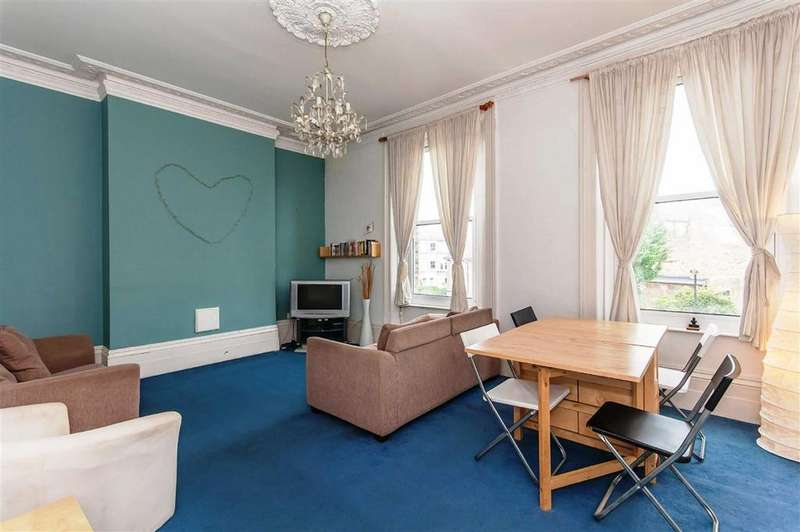 4 Bedrooms Flat for rent in Huddleston Road, Tufnell Park